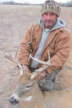 GrizzlySam kansas whitetail deer 2012